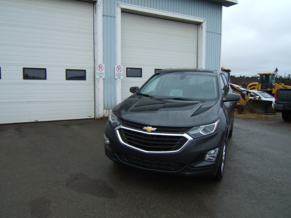 2018 Chevrolet Equinox Lt Photo 1