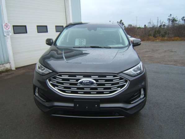 2020 Ford Edge Sel Photo 4
